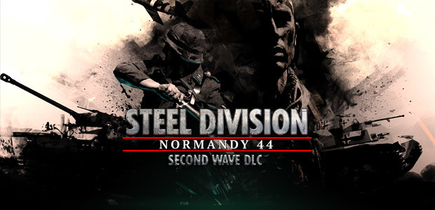 Steel Division: Normandy 44 - Second Wave - Cover / Packshot