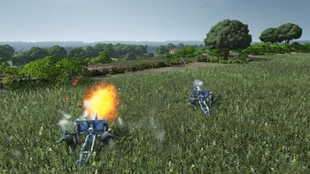 Screenshot4 - Steel Division: Normandy 44 - Back to Hell