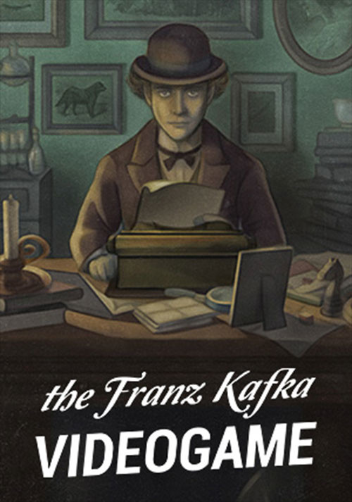 The Franz Kafka Videogame - Packshot