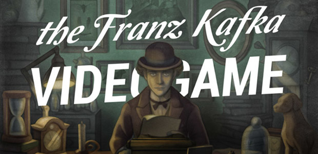 The Franz Kafka Videogame - Cover / Packshot