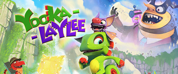 Trailer zeigt alternative Levelzustände in Yooka-Laylee and the Impossible Lair