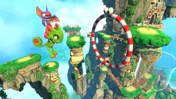 Screenshot7 - Yooka-Laylee