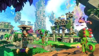 Screenshot2 - Yooka-Laylee