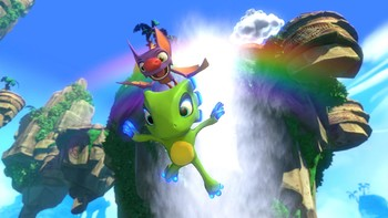 Screenshot3 - Yooka-Laylee - Digital Deluxe