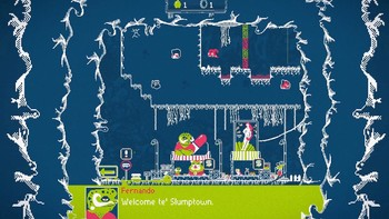 Screenshot4 - Slime-san