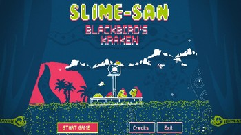 Screenshot1 - Slime-san: Blackbird's Kraken