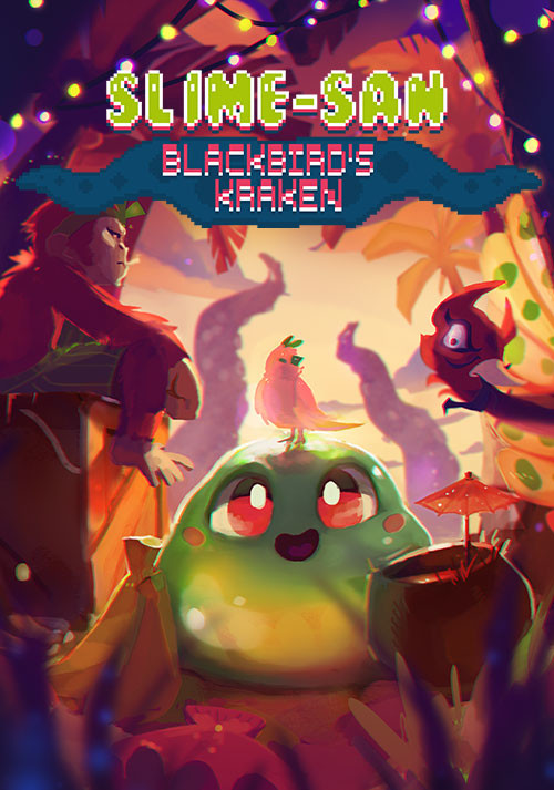 Slime-san: Blackbird's Kraken - Packshot