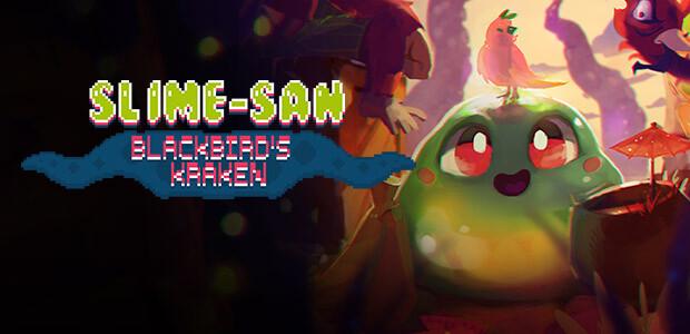 Slime-san: Blackbird's Kraken - Cover / Packshot