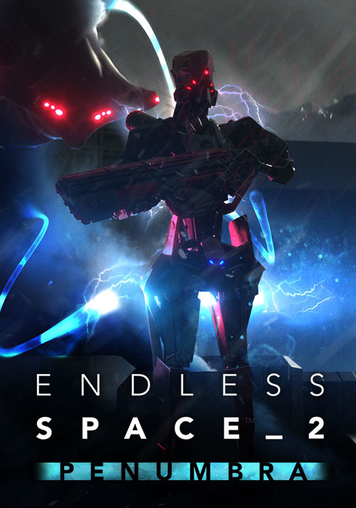 Endless Space 2 - Penumbra - Cover / Packshot
