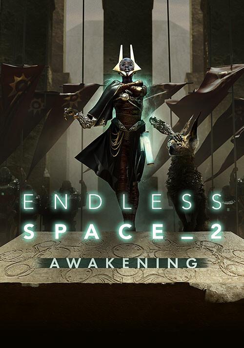 Endless Space 2 - Awakening - Cover / Packshot