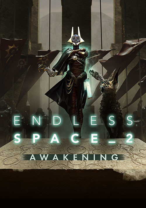 Endless Space 2 - Awakening - Cover / Packshot