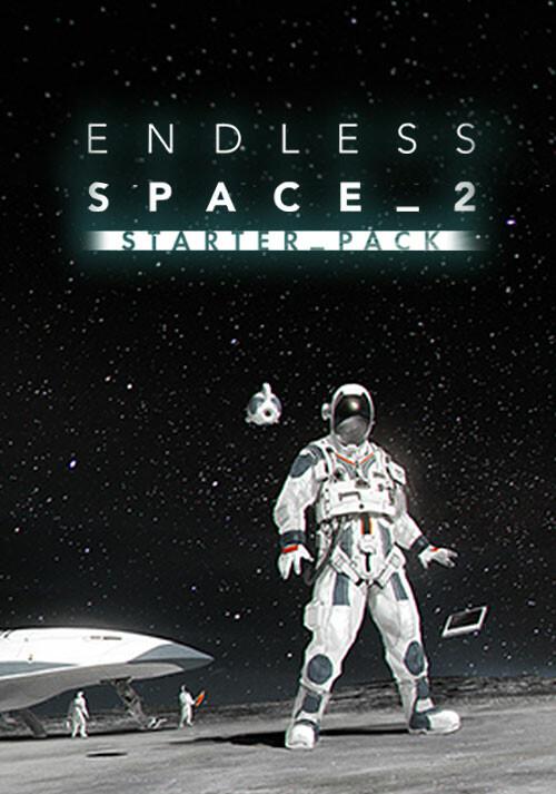 Endless Space 2 - Starter Pack - Cover / Packshot