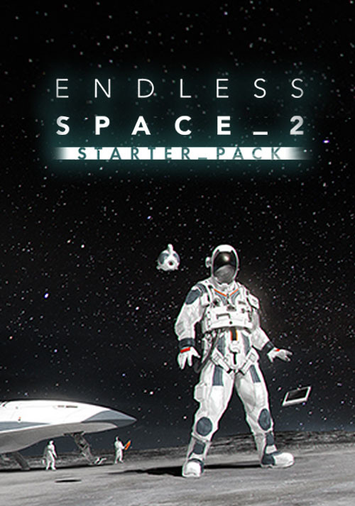 Endless Space 2 - Starter Pack - Cover / Packshot