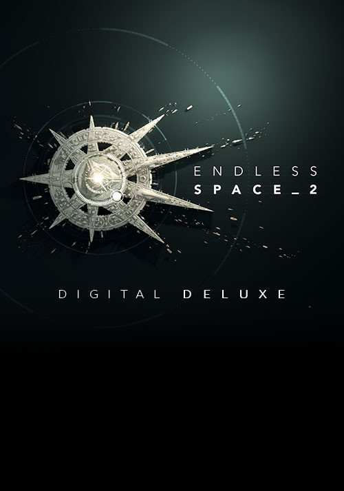 Endless Space 2 - Digital Deluxe Edition - Packshot
