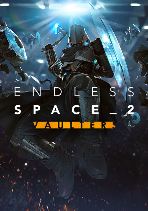 Endless Space 2 - Vaulters - Cover / Packshot