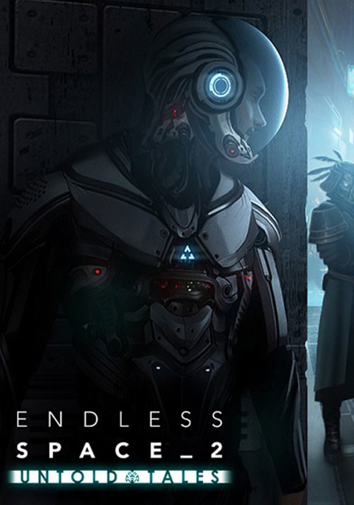 Endless Space 2 - Untold Tales - Cover