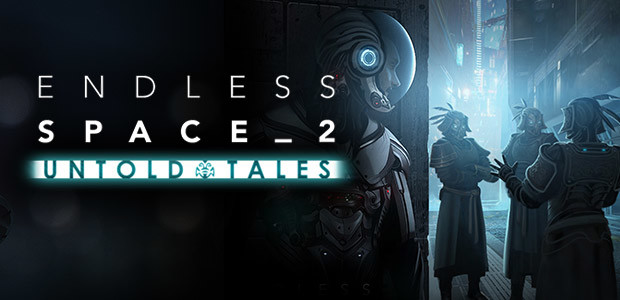Endless Space 2 - Untold Tales - Cover / Packshot