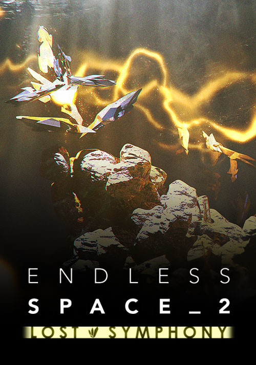Endless Space 2 - Lost Symphony - Cover