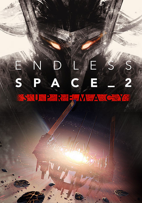 Endless Space 2 - Supremacy - Cover