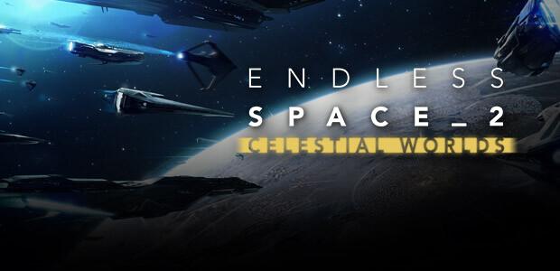 Endless Space 2 - Celestial Worlds - Cover / Packshot