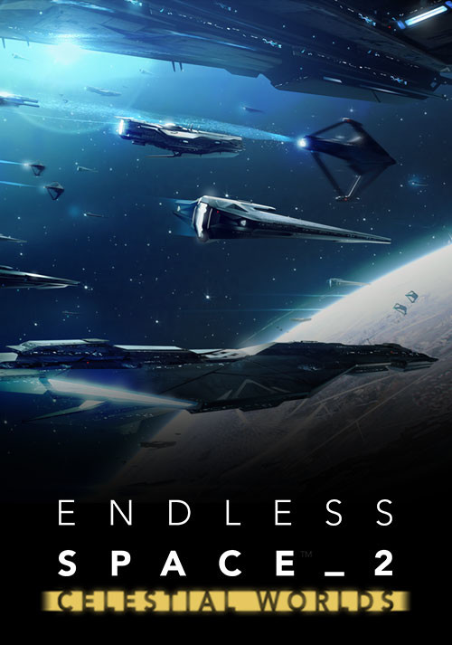 Endless Space 2 - Celestial Worlds - Cover / Packshot