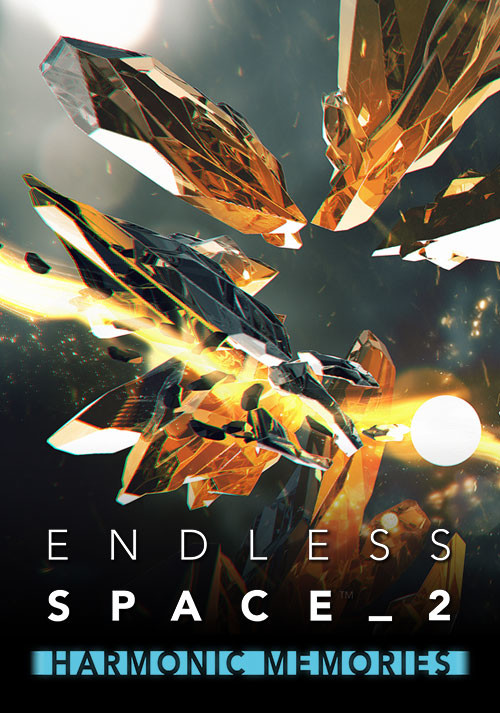 Endless Space 2 - Harmonic Memories - Cover / Packshot