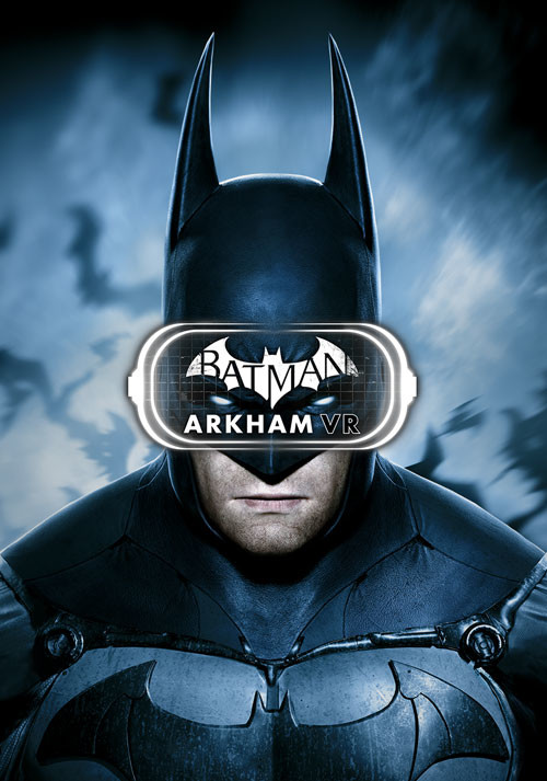 Batman: Arkham VR - Cover