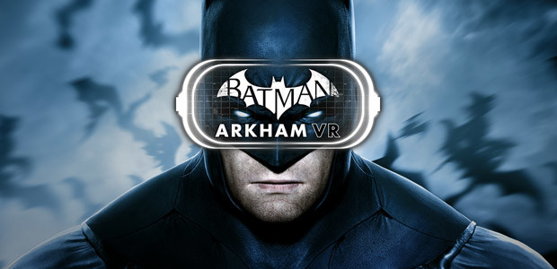Batman: Arkham VR - Cover / Packshot