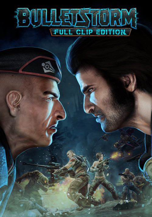 Bulletstorm: Full Clip Edition - Cover / Packshot