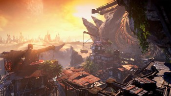 Screenshot2 - Bulletstorm: Full Clip Edition