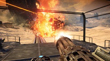 Screenshot4 - Bulletstorm: Full Clip Edition