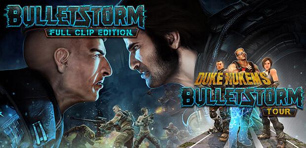 Bulletstorm: Full Clip Edition Duke Nukem Bundle - Cover / Packshot
