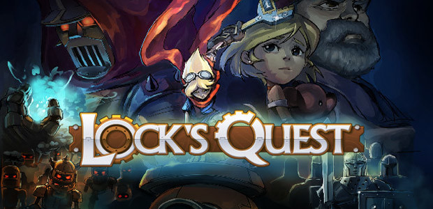 Lock's Quest - Cover / Packshot