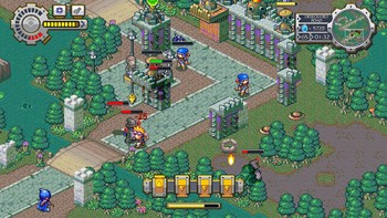 Screenshot2 - Lock's Quest