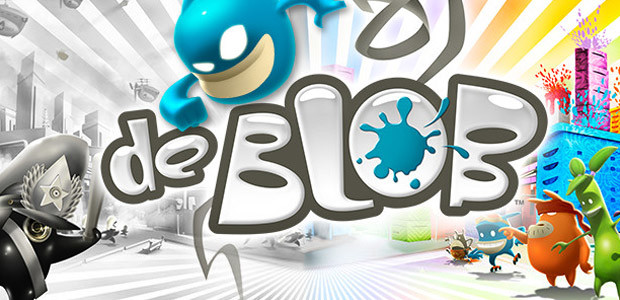 de Blob - Cover / Packshot