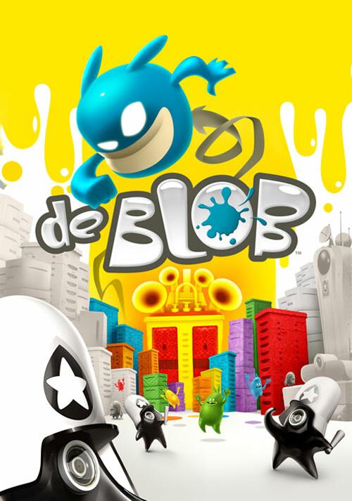 de Blob - Cover
