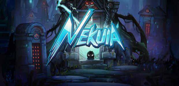 Nekuia - Cover / Packshot