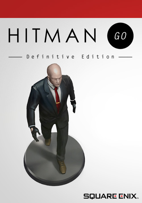 Hitman GO: Definitive Edition - Cover