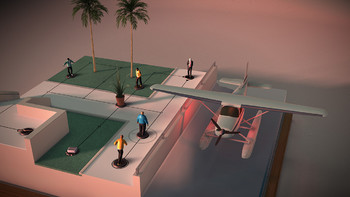 Screenshot3 - Hitman GO: Definitive Edition