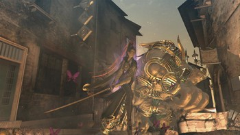 Screenshot4 - Bayonetta