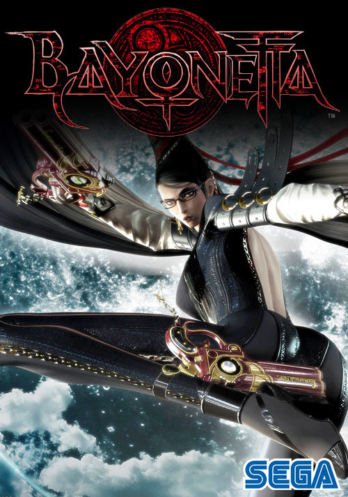 Bayonetta - Cover / Packshot
