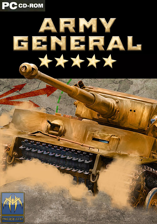 Army General - Packshot
