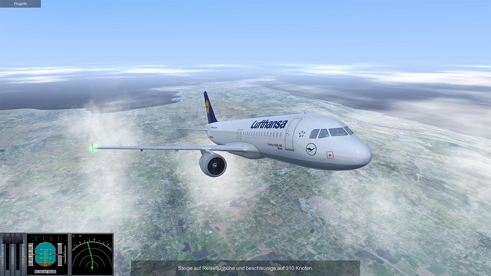 Urlaubsflug Simulator - Holiday Flight Simulator [Steam CD Key] für PC  online kaufen