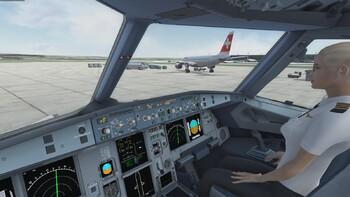 Screenshot2 - Urlaubsflug Simulator - Holiday Flight Simulator
