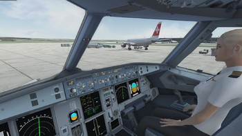 Screenshot2 - Ready for Take off - A320 Simulator