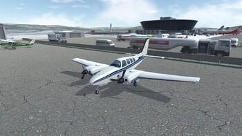 Screenshot3 - Urlaubsflug Simulator - Holiday Flight Simulator