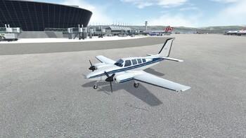 Screenshot4 - Urlaubsflug Simulator - Holiday Flight Simulator