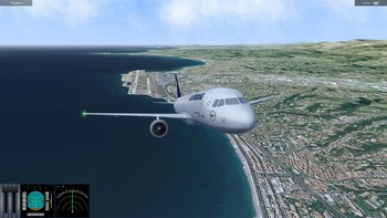 Screenshot8 - Urlaubsflug Simulator - Holiday Flight Simulator