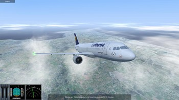 Screenshot1 - Ready for Take off - A320 Simulator