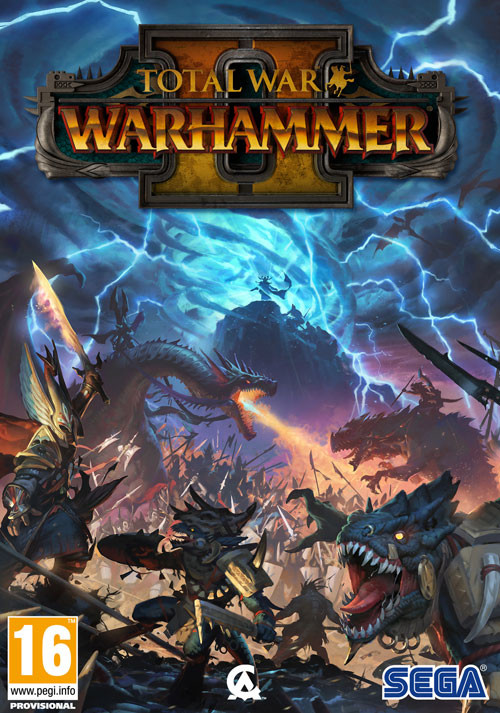 Total War: WARHAMMER II - Cover / Packshot